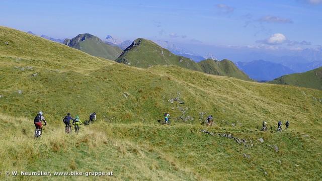 Friaul Trails (Foto: Wolfgang Neumüller)