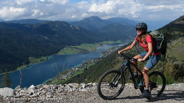 Weissensee-Trails (Foto: Andreas Rauscher)
